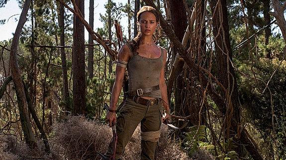 Трейлер фильма «Tomb Raider: Лара Крофт»: Алисия Викандер рискует жизнью