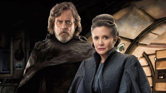 Кэрри Фишер и Марк Хэмилл вернутся в девятом эпизоде «Звездных войн»