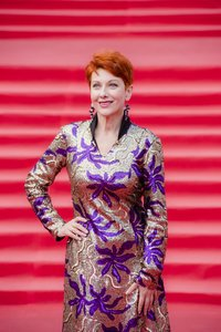 Оксана Сташенко / Фото: Элен Нелидова для КиноПоиска