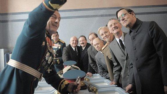 В Торонто состоится премьера экранизации комикса «Смерть Сталина»