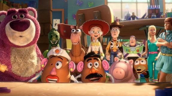 Кадр из мультфильма «История игрушек: Большой побег»