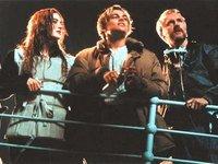 На съемках фильма Титаник