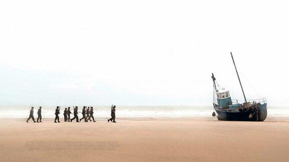 Место действия: Пляж как поле брани в военном кино