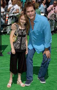 Рэй Лиотта с дочерью