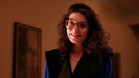 Мэдди Фергюсон (Шерил Ли), двоюродная сестра Лоры Палмер из сериала «Твин Пикс»