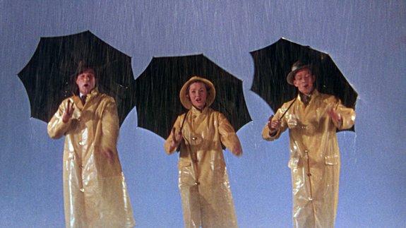 «Поющие под дождем»