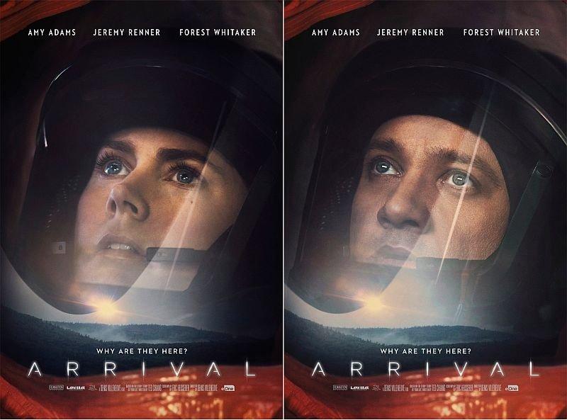 Маркетологи пытались выставить Адамс и Реннера полноправными героями фильма