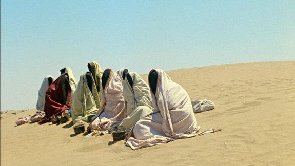 «Белое солнце пустыни»