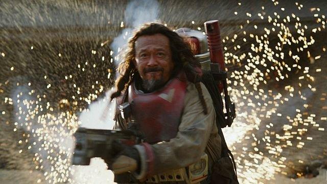 Цзян Вэнь вфильме «Изгой-Один. Звёздные войны: Истории»