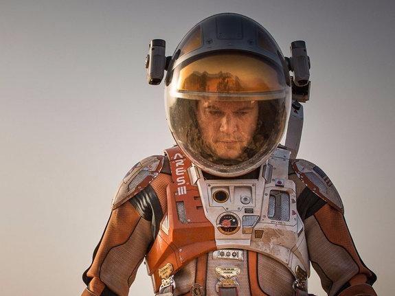 «Марсианин»: Как Ридли Скотт снял космического Робинзона Крузо
