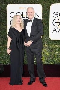 Джон Литгоу с супругой