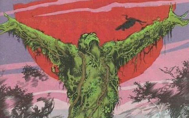 Болотная Тварь / Иллюстрация: Издательство DC Comics
