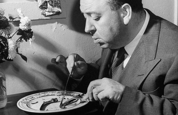 Страшная история: Как борьба Хичкока слишним весом отражалась наего кино