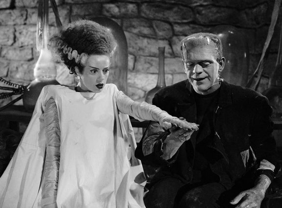«Невеста Франкенштейна» (1935)