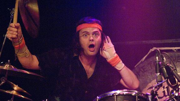 «Голый барабанщик»