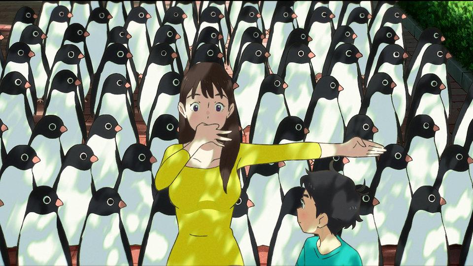 «Тайная жизнь пингвинов»