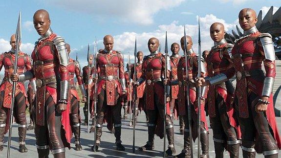 Sony разрабатывает сериал об африканских женщинах-воительницах