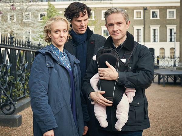 Previously on: «Шерлок»