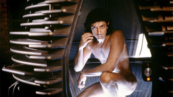 Кадр из фильма «Муха», 1986 год