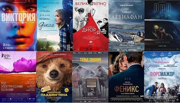 Топ 1 лучших фильмов за год