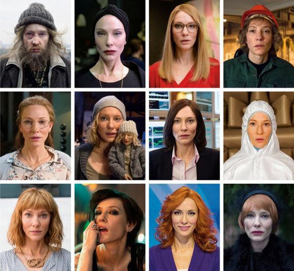 Хорошего человека должно быть много: 13 ролей одного актера в одном фильме