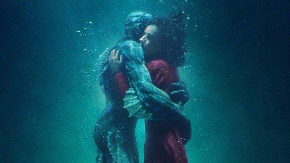 «Форма воды» лидирует по количеству номинаций на Critics' Choice Awards