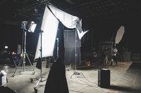 Съемки клипа к «Призраку»