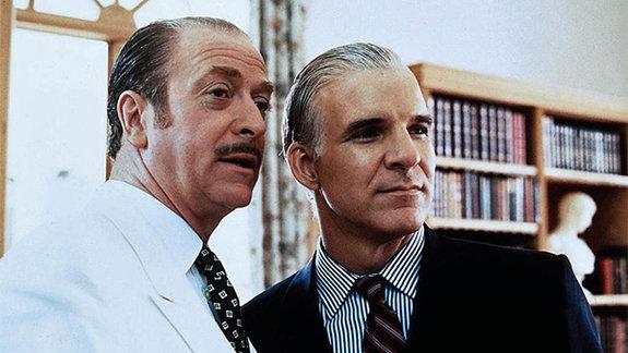 Кадр из фильма «Отпетые мошенники», 1988 год