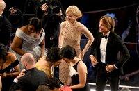 Октавия Спенсер, Николь Кидман и Кит Урбан / Фото: Getty Images