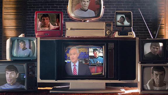 Кадр из фильма «Ради Спока»