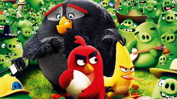 «Angry Birds в кино 2» выйдут в августе 2019-го