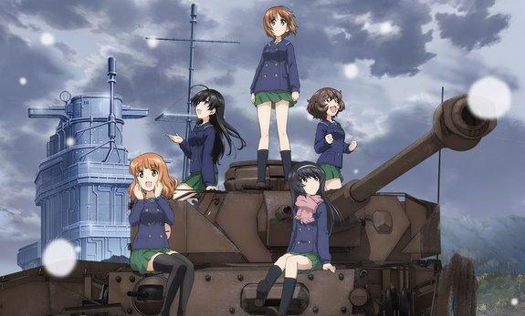 Азиатские трейлеры: Девушки на танках и 50 первых поцелуев