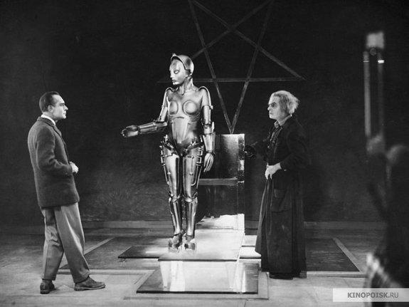Эй, Арнольд: Как поссорились роботы илюди