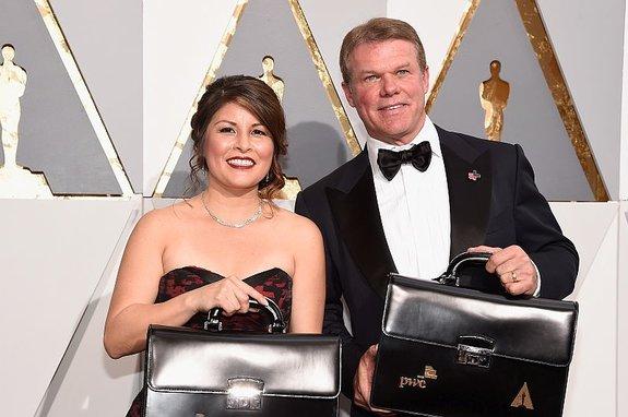 Марта Руиз и Брайан Куллинен / Фото: Getty Images