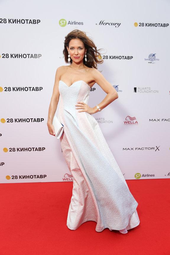 Актриса Екатерина Климова / Пресс-служба фестиваля «Кинотавр»