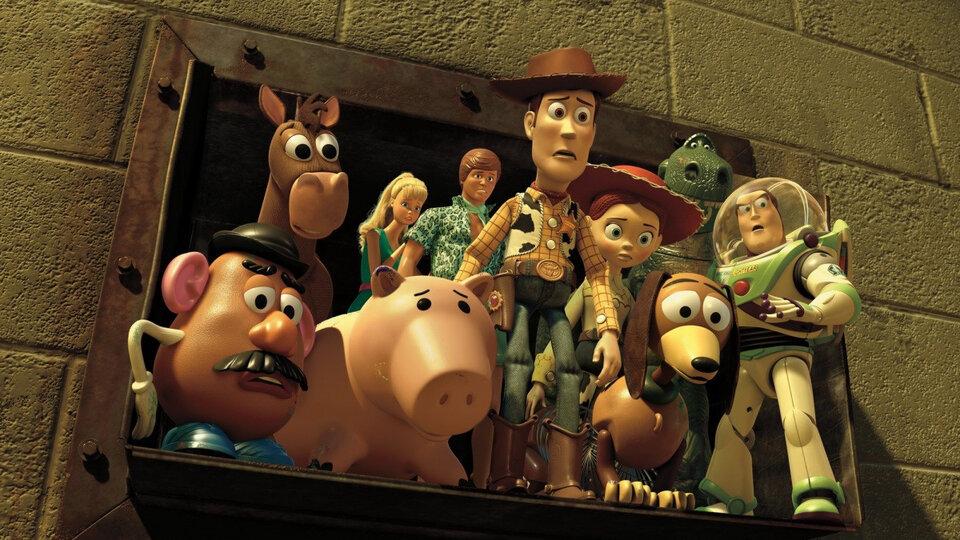 «История игрушек: Большой побег»