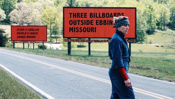 «Три билборда на границе Эббинга, Миссури»