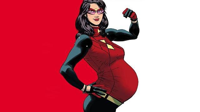 Женщина-паук / Иллюстрация: Издательство Marvel