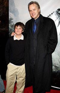 Тим Роббинс с сыном Майлсом