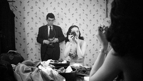 Ценные кадры: Андрей Тарковский идругие кинематографисты-фотографы