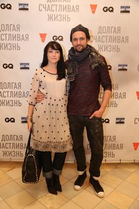 Юлия Деллос и Дмитрий Миллер