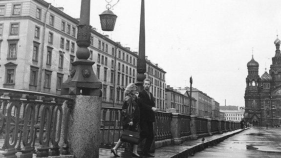 Ленинград конца 1960-х