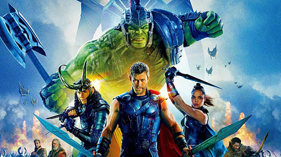Мировой бокс-офис: «Тор: Рагнарёк» в десятке самых кассовых фильмов года — новости на КиноПоиске