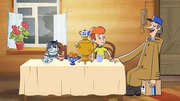 В сети появился первый эпизод нового «Простоквашино»