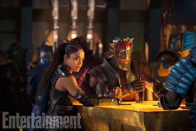 Кадр из фильма «Тор3: Рагнарёк» / Фото: Entertainment Weekly