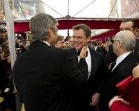 Джордж Клуни и Мэтт Дэймон