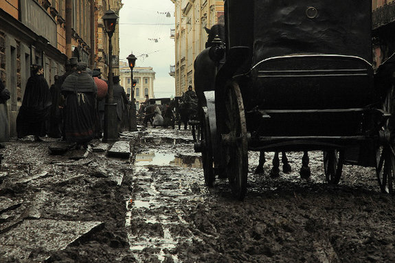 Кадр из фильма «Дуэлянт»