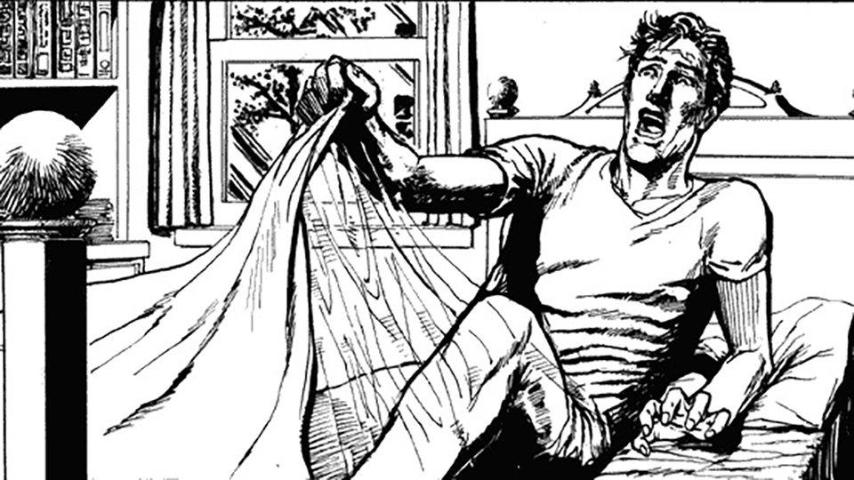 Концепт-арт к «Человеку-пауку» от Джеймса Кэмерона