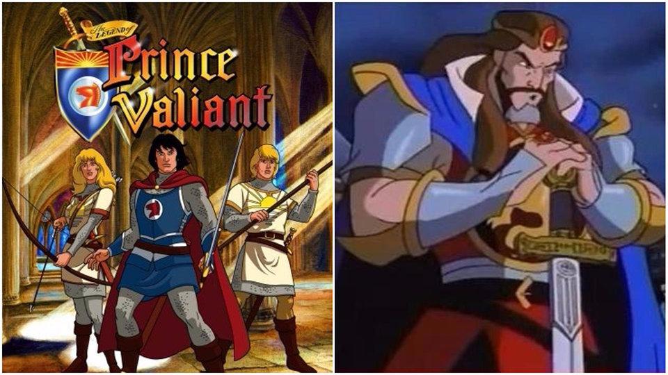 «Легенда о принце Валианте»