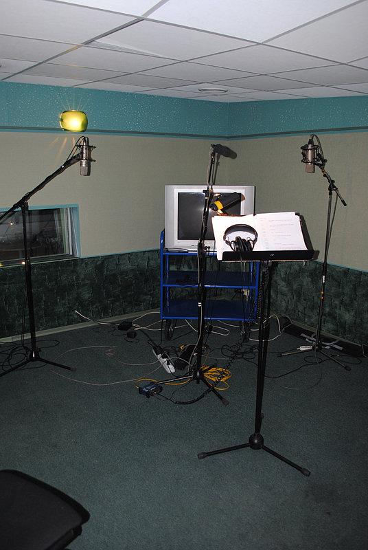 Звуконепроницаемая комната